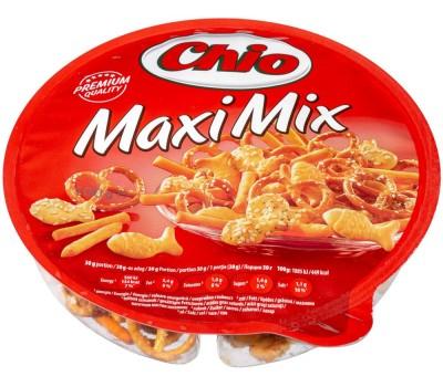 Chio Maxi Mix Crackers 100g / 3.95oz