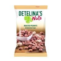 Roasted Peanuts Detelina 200g
