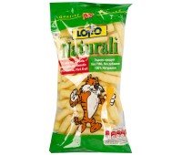 Snack Lotto Naturali Puffed Corn Sticks 45g