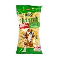 Snack Lotto Naturali Puffed Corn Sticks 45g