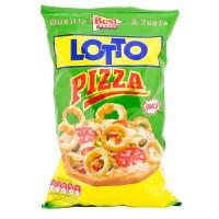Снакс Lotto пица царевични пръчици 80г
