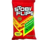 Снакс Stobi Flips с фъстъци Vitaminka 85г / 3oz