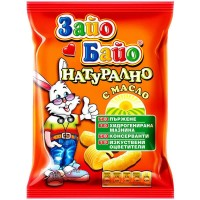 Snack Zayo Bayo Puffed Corn Sticks with Butter 45g