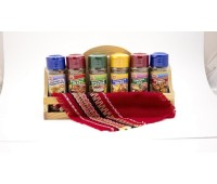 Bulgarian Spices Set of 6 with Rack