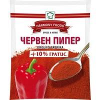 Червен пипер сладък Harmony Foods 100г