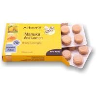 ABH Health Дропс с мед от манука и лимон