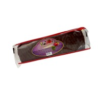 Chocolate Swiss Roll Assorted Fruit Jam Vincinni 300g / 10.5oz