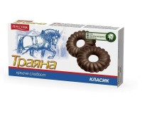Cocoa Coated Bisquits Trayana 175g