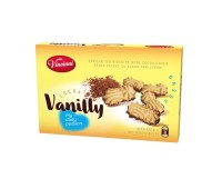 Cocoa Vanilly Tea Biscuits with Chocolate Vincinni 240g / 8.1oz