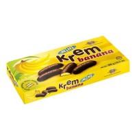 Крем Banana мини шоколадов десерт Evropa 300g