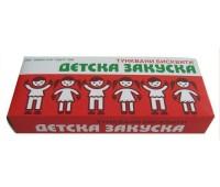 Дестска закуска Хорце тунквани бисквити 170г