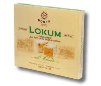 Lokum with Walnuts Turkish Delight Donia 400g / 14oz