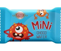 Mini Choco Wafer Evropa