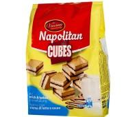 Вафлички с пълнеж мляко и какао Vincinni 250г