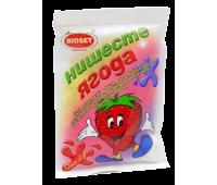 Pudding Mix Strawberry Bioset 60g