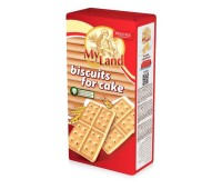 Uncoated Biscuits For Cake My Land 250g