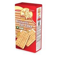 Бисквити за торта Роден край 250гр