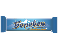 Wafer Borovec Chocolate Covered and Filled 55g