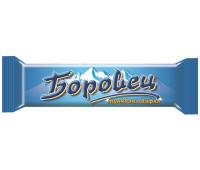 Вафла Боровец тунквана с шоколадов крем 55г
