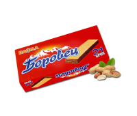 Wafer Borovetz with Cocoa Cream 630g 21pcs/box
