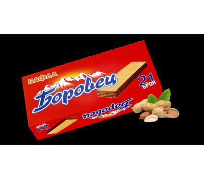Wafer Borovetz with Cocoa Cream 630g 21pcs/box