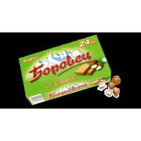 Wafer Borovetz with Hazelnut Cream 550g 24pcs/box