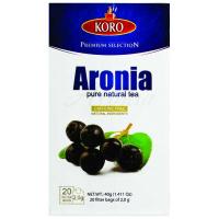 Aronia Tea KoRo 40g / 20 tea bags