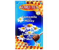 Camomile with Honey Tea KoRo 20g / 20 tea bags