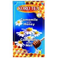 Camomile with Honey Tea KoRo 20g / 20 tea bags
