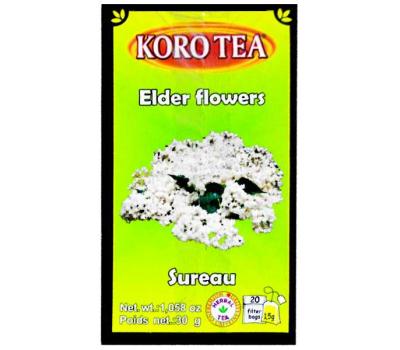 Elderflower Tea KoRo 30g / 20 tea bags
