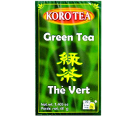 Green Tea KoRo 40g / 20 tea bags