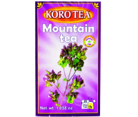 Mountain Tea KoRo 30g / 20 tea bags
