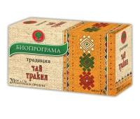 """Билков чай """"Тракия"""" Биопрограма 20 пакетчета"""