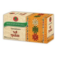 Tracia Herbal Tea Bioprograma 20 tea bags