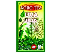 Билков чай Uva Plus KoRo 30g / 20 пакетчета