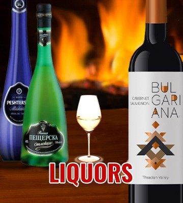 Selected Balkan Liquors